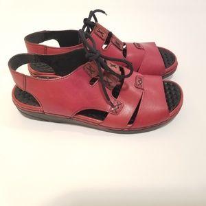 Rieker Antistress Sandals Womens Size 39 US 8